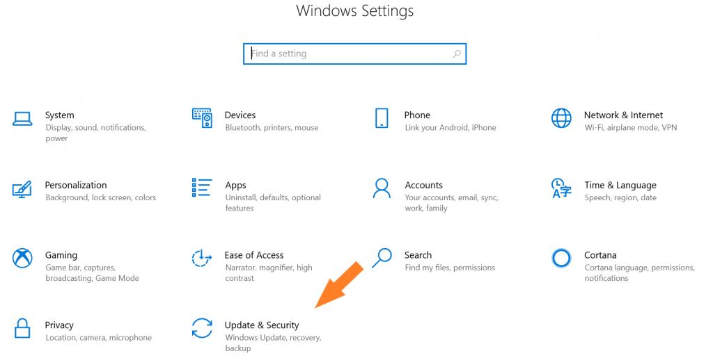 windows 10 taskbar not hiding in full screen